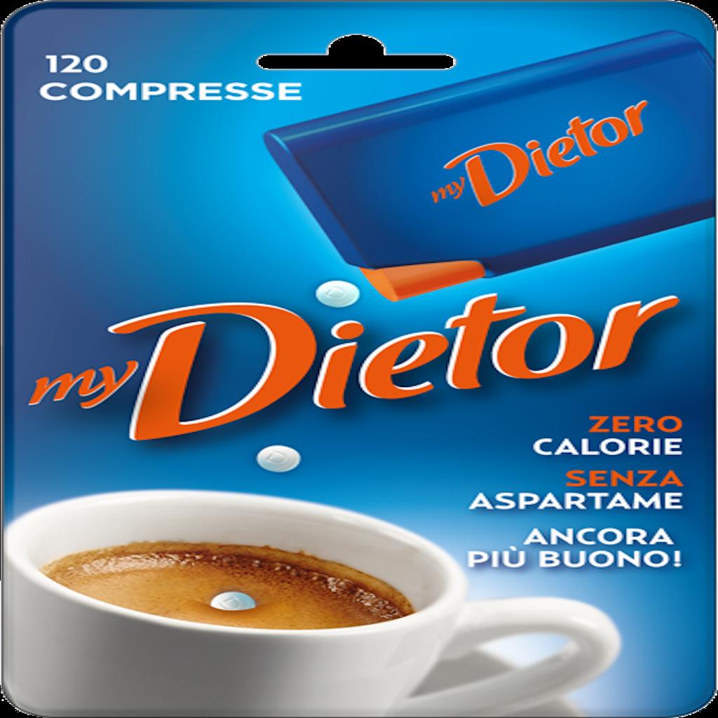 My Dietor blu compresse