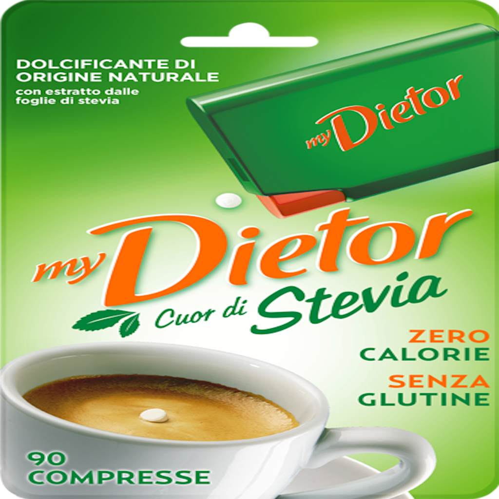 My Dietor cuor di Stevia compresse