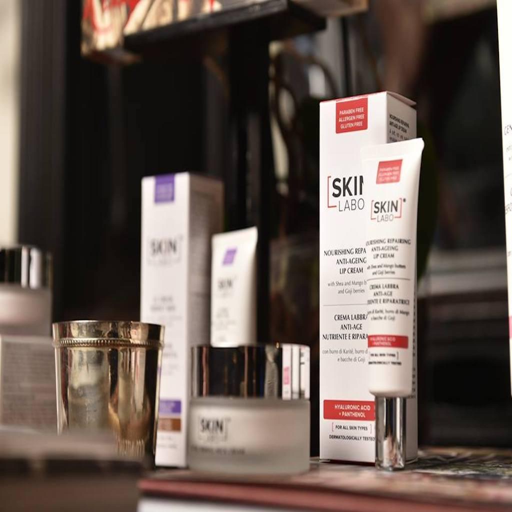 SkinLabo è il 1° brand full-beauty made-in-italy con estratti botanici