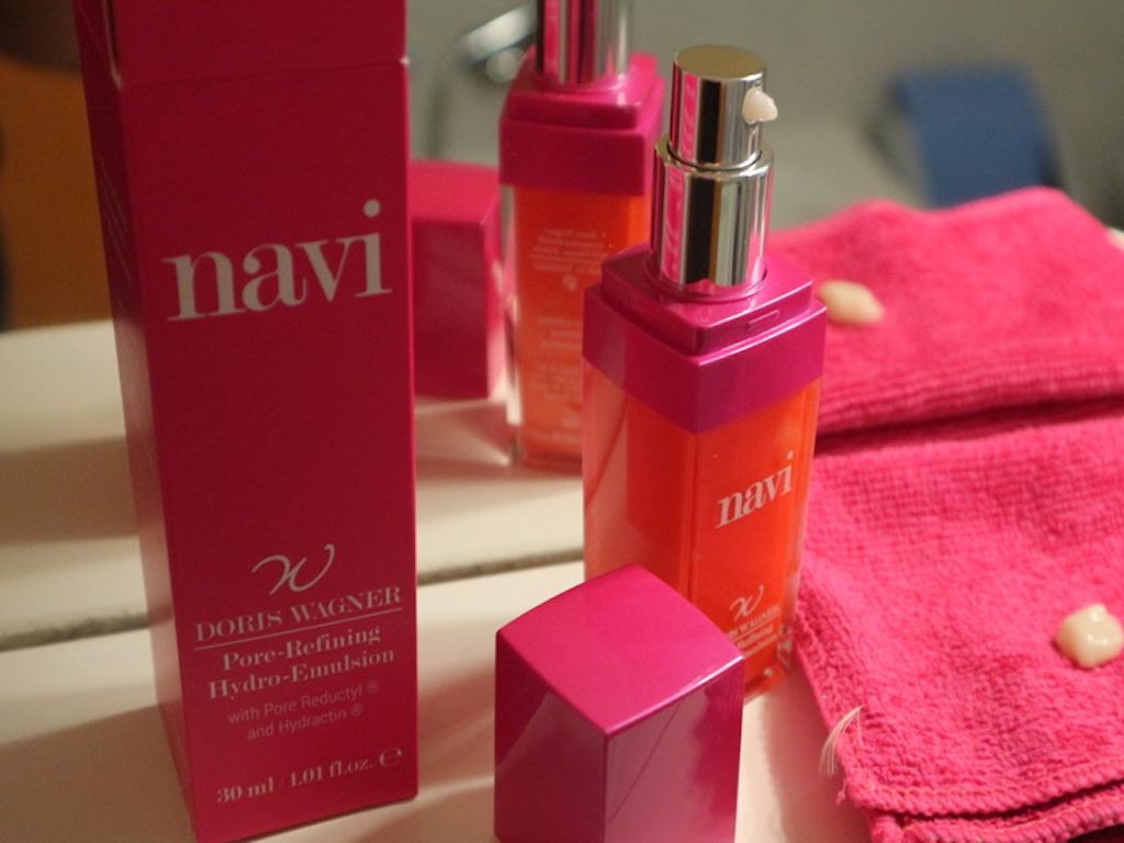 NAVI Pore-Refining Hydro-Emulsion